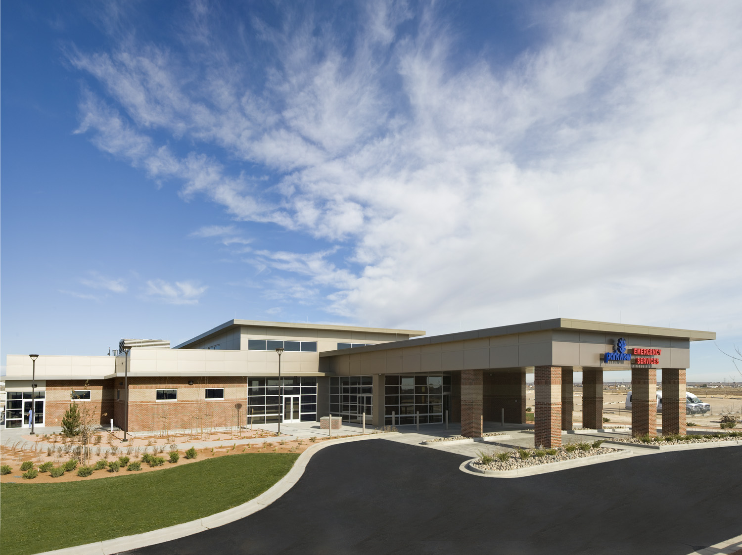 Pueblo West Emergency Department Redundant Data Center