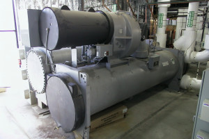 PMC Central Chiller Plant